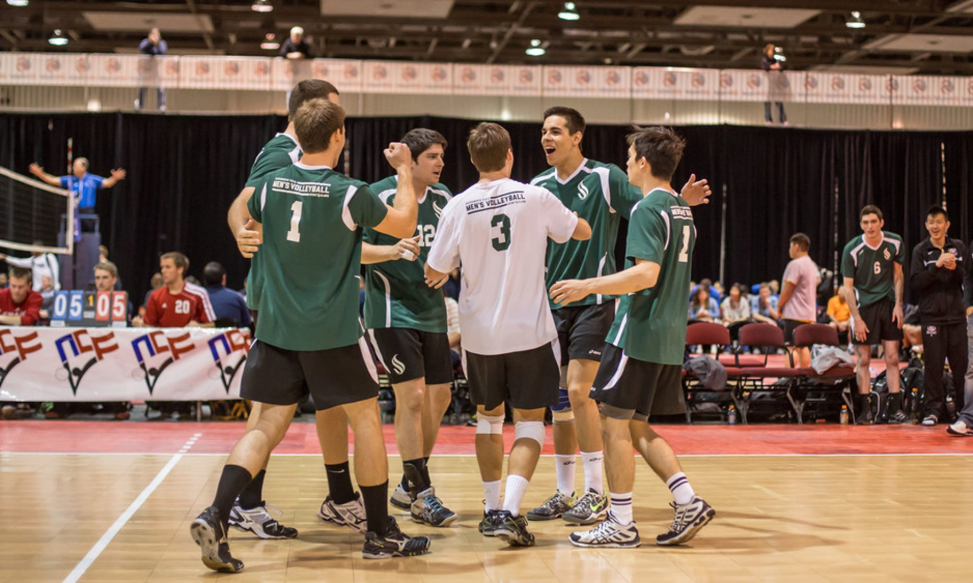 Sacramento State Club Volleyball